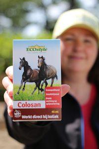 colosan bij koliek paard