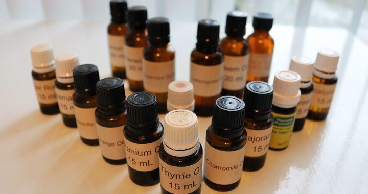 Aromatherapie en virussen