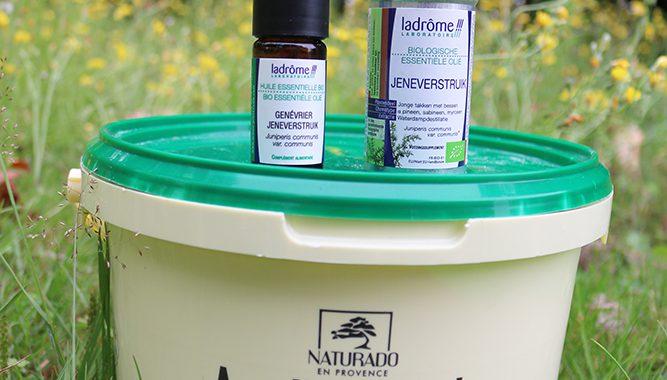 Aromatherapie paard; jeneverbes